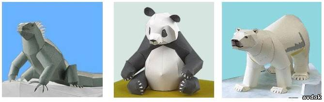 Игрушка Бисероплетение: Панда